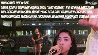 Video MUSICIAN'S LIFE #325 | JADI STUNTMAN MANGGUNG BARENG ISYANA SARASVATI & MENDADAK ADA ARANSMEN BARU MP3, 3GP, MP4, WEBM, AVI, FLV Januari 2019