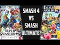 Download Lagu Smash ultimate has a better design than Smash 4? Mp3 Free