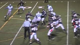2012 Football Highlight film of Brooks College Prep Eagles Strong Safety, Joshua Smith.