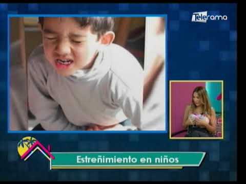 Estreñimiento en niños