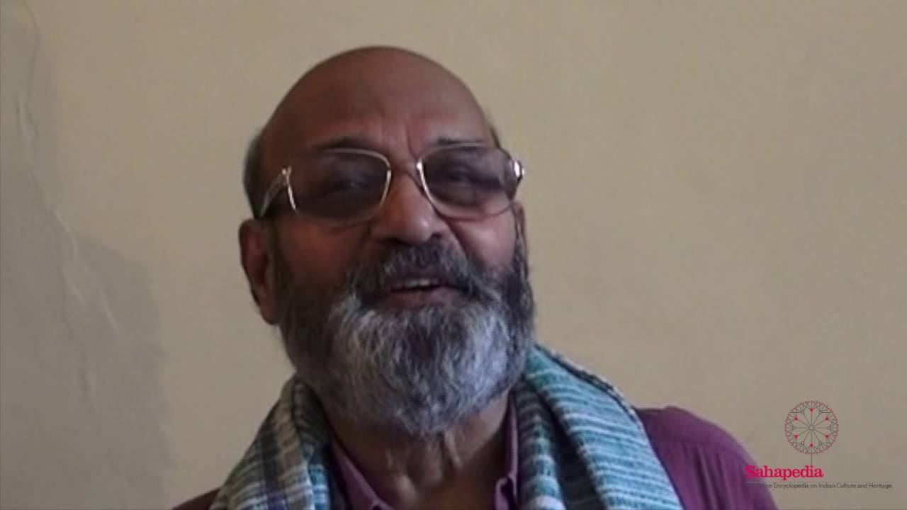 Ram Gopal Bajaj on Andha Yug