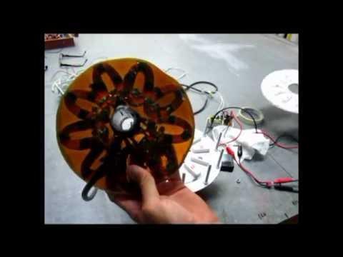 come costruire un alternatore eolico fai da te