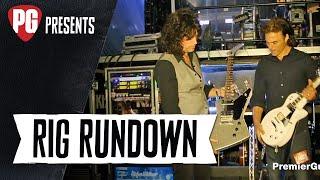 Video Rig Rundown - Kiss' Gene Simmons, Paul Stanley, and Tommy Thayer MP3, 3GP, MP4, WEBM, AVI, FLV November 2018
