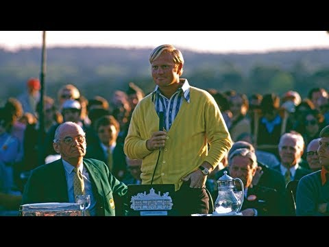 1972 Masters Tournament Final Round Broadcast (видео)