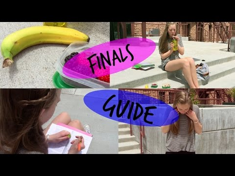 Finals Survival Guide: Study Tips, Hacks, Makeup & Outfit