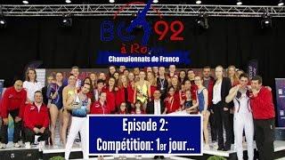 Bois-Colombes France  city photos : BCT92 à Rouen - Championnats de France - Episode 2 - Compétition: 1er jour...