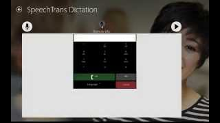 SpeechTrans Remote Mic Demo