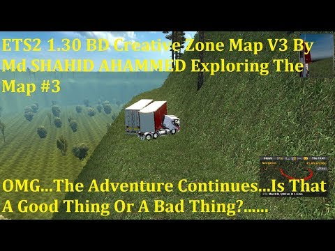 BD Creative zone map v3.0