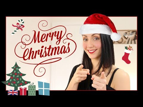 A Very British Christmas with Anna English LIVE LESSON