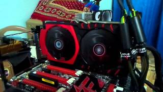 MSI Twin Frozr V Technology