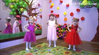 """Милашки - Неваляшки. Музыкальное занятие в детском саду """"Центр Детства"""""""