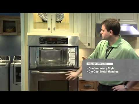 Microwave Oven Combination from Maytag Appliances