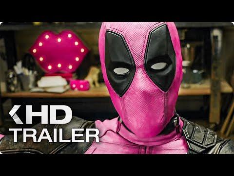 """DEADPOOL 2 """"Pink Suit"""" Clip & Trailer (2018)"""