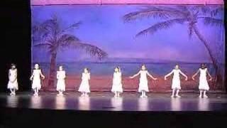 arden & katie's dance recital rehearsal to christopher cross' Sailing.  6/14/08.