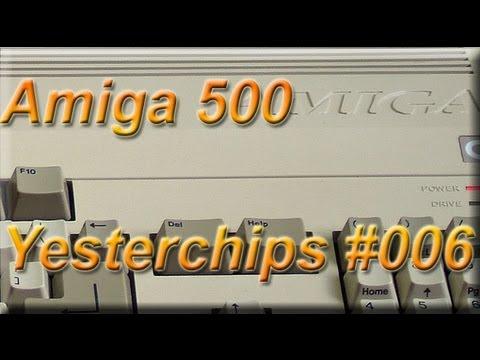 MIGs Yesterchips - Folge #006  Amiga 500 - Der Bestseller