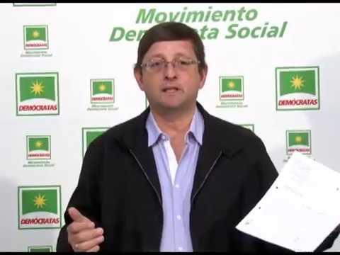 2007 SENADOR ORTIZ CRITICA ´DESORIENTACIÓN' DE EVO SOBRE EL TEMA SALUD