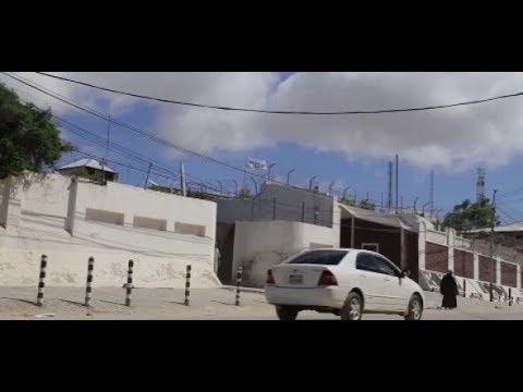 Mogadischu: Deutsche Krankenschwester des Roten Kreuzes ...