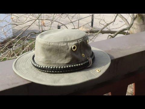 Mein Hut, der hat keine Ecken! (Tilley T3)