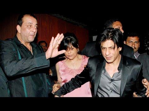 Shah Rukh Khan, Ranbir Kapoor, Sanjay Dutt DRUNK V