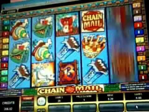 Chain Mail ◊ online slot - machine à sous en ligne