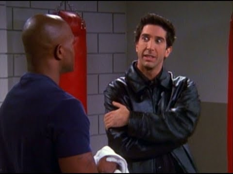 'Friends with no laugh track pt 2' makes Ross seem like a super creeper (video)