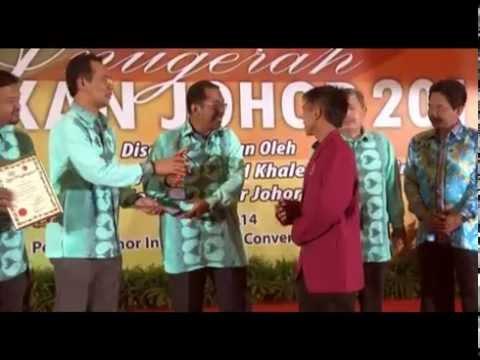Majlis Malam Anugerah Sukan Johor 2013