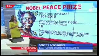 World View 7th October 2016 - [Part 1] -  Colombia Peace Deal