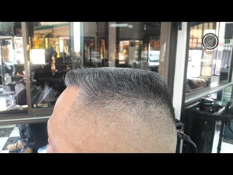 💈TUTORIAL TABLA ESTILO MILITAR  2019💈