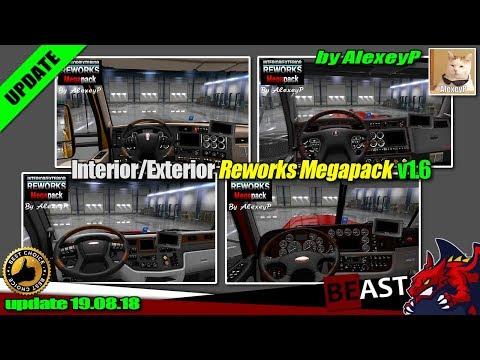 Interior/Exterior Reworks MEGAPack v1.6