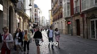 Burgos Spain  city photos gallery : Burgos, Spain: A Virtual Day in the Pedestrian Precinct