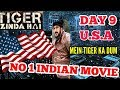 TIGER ZINDA HAI USA BOX OFFICE COLLECTIONS DAY 9 | BEATS ALL SOUTH INDIAN MOVIES COMBINED | SALMAN