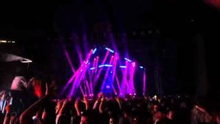 Hardwell - BLACKOUT (Playing Istanbul Küçükçiftlik Park)