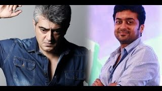 Suriya to clash with Ajith Kumar?