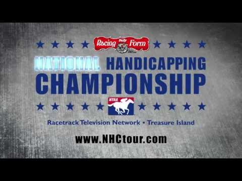 The $2.5 million Daily Racing Form/NTRA NHC – Treasure Island Las Vegas – January 28-30, 2016 (видео)