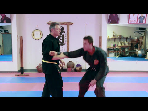 Wielding the Tonfa: Grappling Techniques for Martial Artists