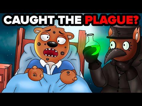 What If You Caught the Black Death (Bubonic Plague)?