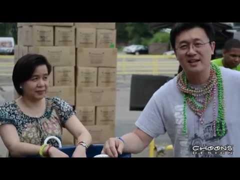 Rainbow Loom® Inventor Choon accepted the ALS Ice Bucket Challenge