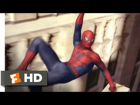 Spider-Man 2 - Spidey's Pizza Delivery Scene (1/10) | Movieclips (видео)