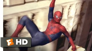 Spider-Man 2 - Spidey's Pizza Delivery Scene (1/10) | Movieclips