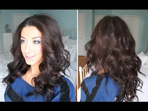 party hairstyle - In this video I'm sharing with you guys one of my favorite techniques at creating beautiful, bouncy curls that are perfect for any party or special occasion....