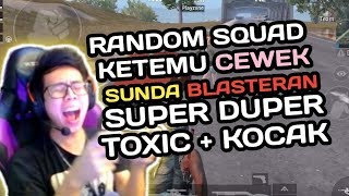 Video KETEMU CEWEK SUNDA BLASTERAN SUPER TOXIC + KOCAK !!! - PUBG MOBILE INDONESIA MP3, 3GP, MP4, WEBM, AVI, FLV Maret 2019