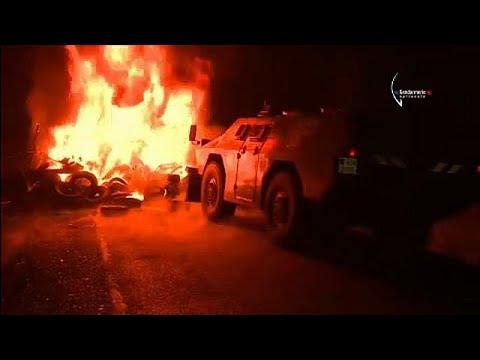 Γαλλία: Συγκρούσεις αστυνομικών καταληψιών στην περιοχή Νοτρ Νταμ ντε Λαντ…