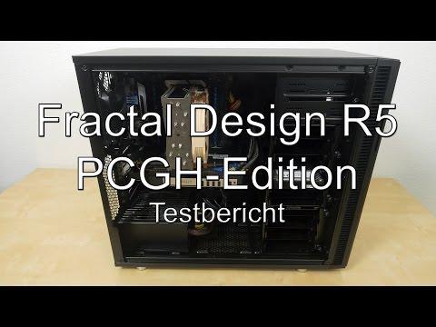 Testbericht: Fractal Design Define R5 PC Games Hardware Edition Computergehäuse