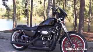 6. Used 2009 Harley Davidson XL883N Sportster Iron 883 Motorcycles for sale