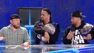 Nonton Daniel Bryan And The Usos Form A Rap Group   Wwe Talking Smack  March 21  2017 Film Subtitle Indonesia Streaming Movie Download