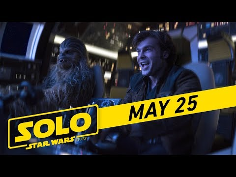 "Han Solo: Una Historia de Star Wars - ""190 Years Old"" Clip?>"