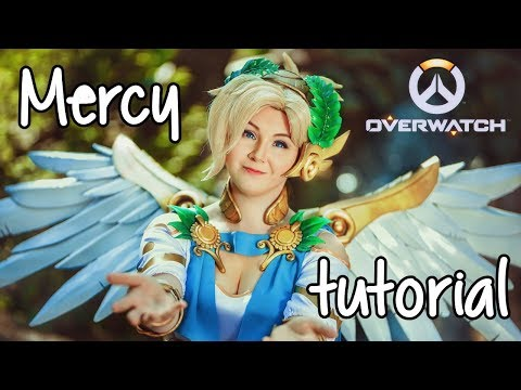 Winged Victory Mercy - Overwatch Cosplay Tutorial
