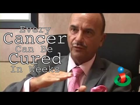 Dr. - WEBSITE: http://www.ihealthtube.com FACEBOOK: http://www.facebook.com/ihealthtube Dr. Leonard Coldwell states that every cancer can be cured within 16 weeks....