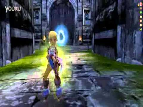 Gangnam Style - New Dragon Nest Dance Move