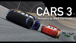 Mark Kermode reviews Cars 3. Lightning McQueen returns to racing to prove to a new generation of cars that he is still the greatest.Please tell us what you think of the film -- or Mark's review of the film – below. We love to include your views on the show every Friday.http://www.bbc.co.uk/5liveFridays at 2pm on BBC 5 live.
